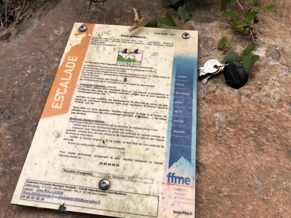 Clefs trouvées à Mesa Verde Mesa10