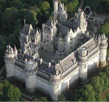 Château des Jacquier, Sud-Ouest de la France Chatea10
