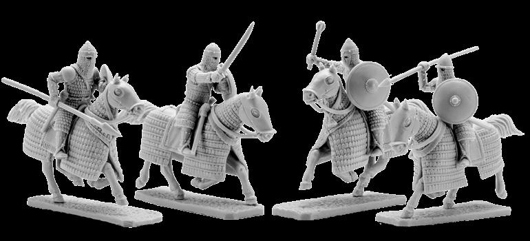 Cataphractaires Byzantins de VV miniatures 28mm 28mm_b15