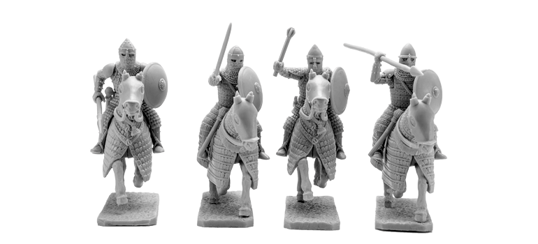 Cataphractaires Byzantins de VV miniatures 28mm 28mm_b16