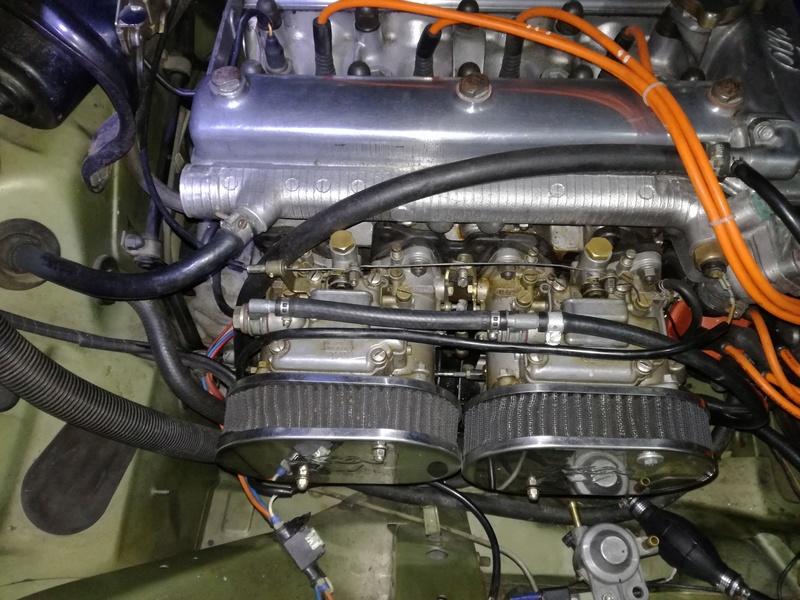 Alfetta GTV2000 ne tourne pas rond - Page 2 Img_2013