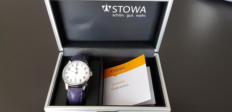 stowa - Présentation de ma montre de mariage - Stowa Stowa111