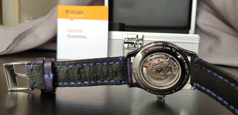 stowa - Présentation de ma montre de mariage - Stowa Stowa410