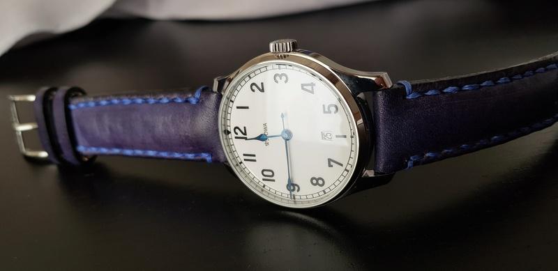 stowa - Présentation de ma montre de mariage - Stowa Stowa510