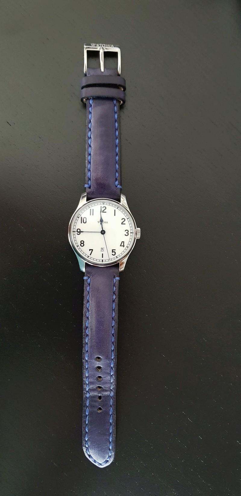 stowa - Présentation de ma montre de mariage - Stowa Stowa610