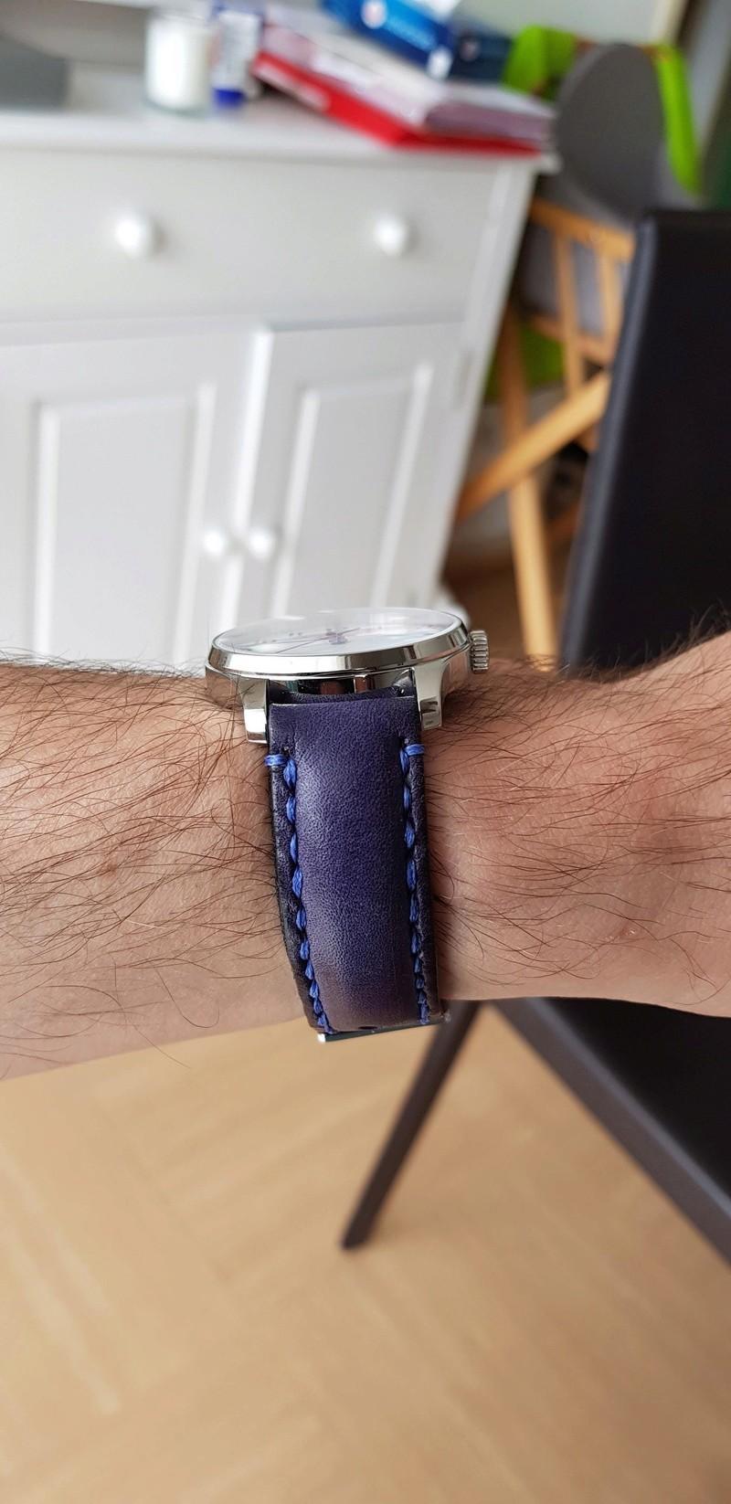stowa - Présentation de ma montre de mariage - Stowa Stowa710