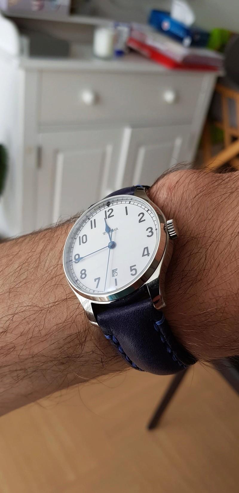 stowa - Présentation de ma montre de mariage - Stowa Stowa810