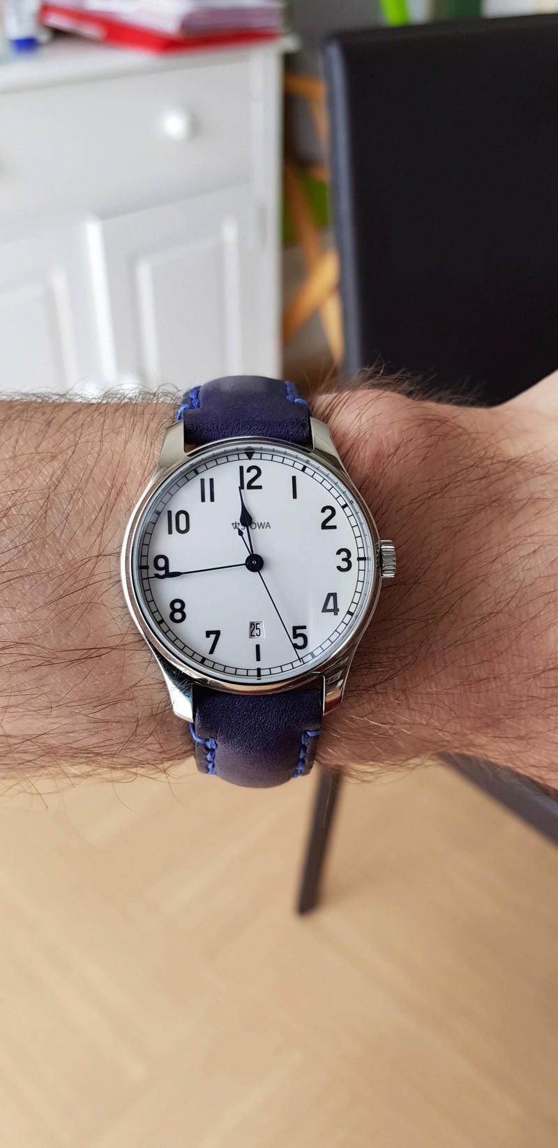 stowa - Présentation de ma montre de mariage - Stowa Stowa910
