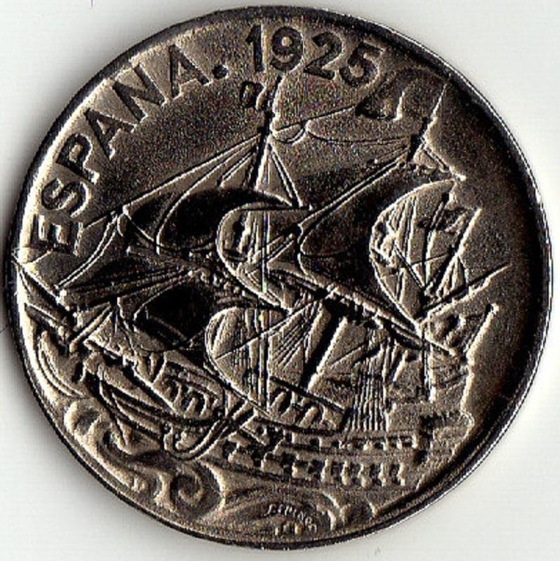 Mis incorporaciones en el monetario Español Galeon11