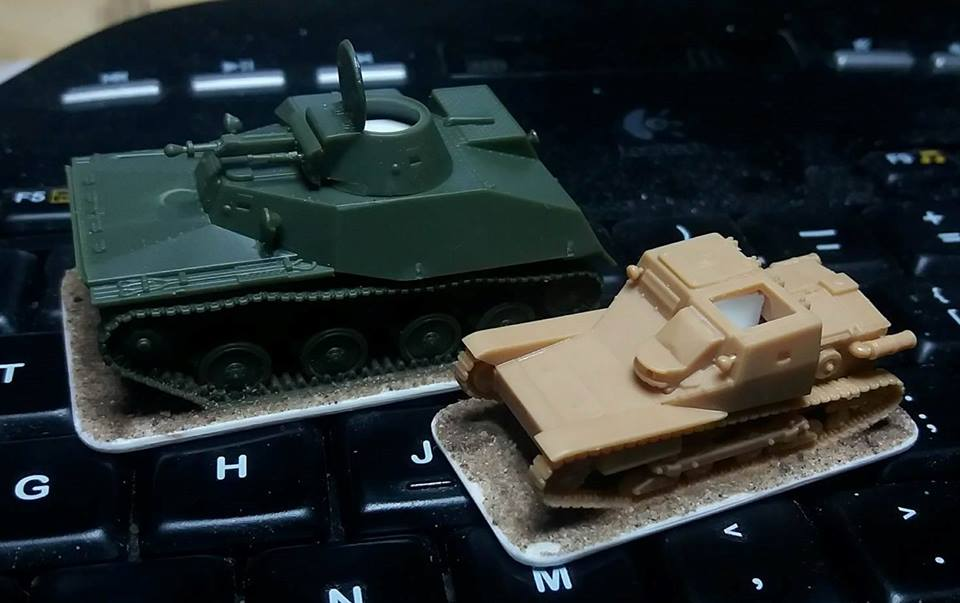 300! (Barbarossa Russian Mechanised list) 33696410