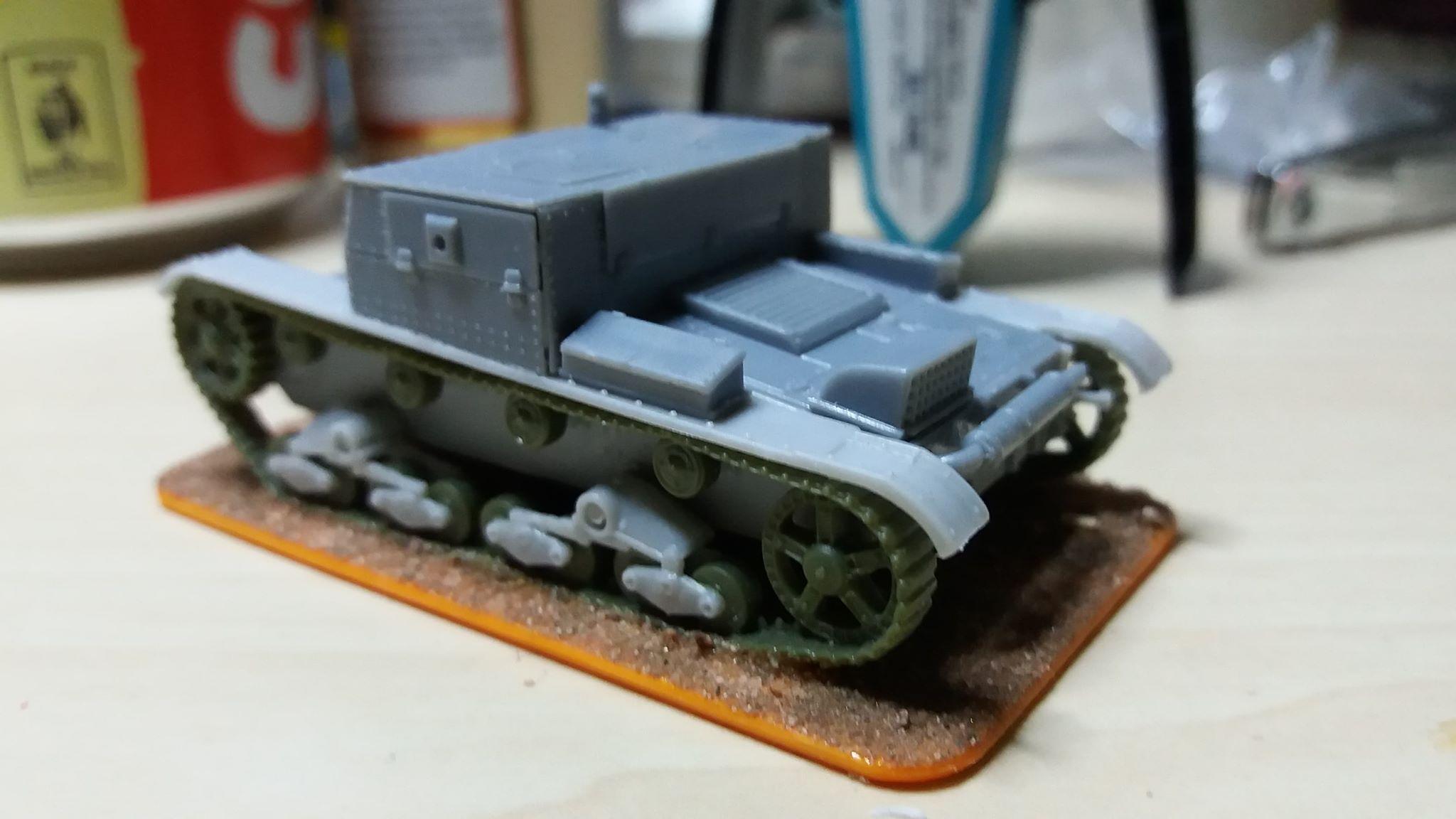 300! (Barbarossa Russian Mechanised list) 33714510