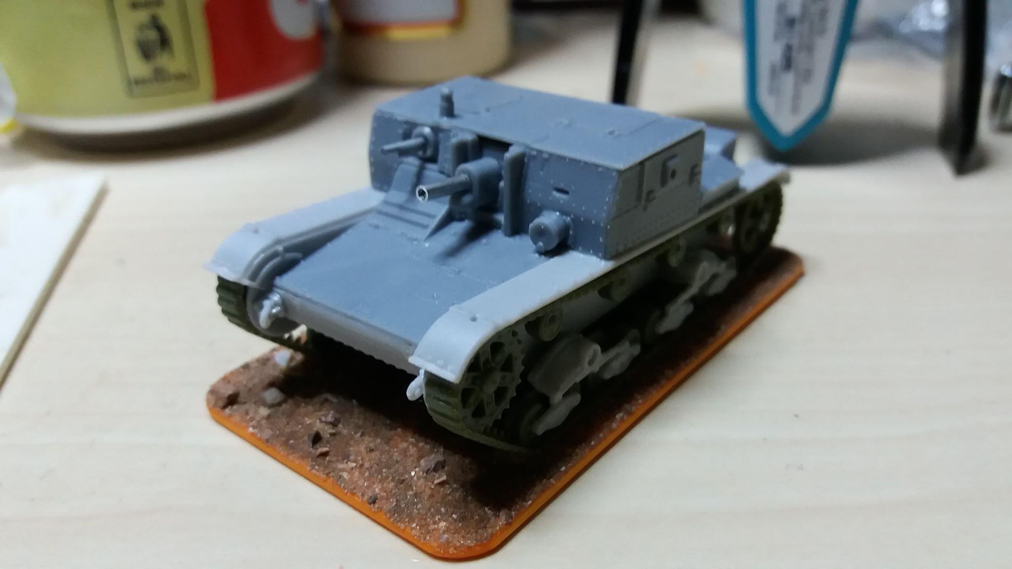 300! (Barbarossa Russian Mechanised list) 33727610