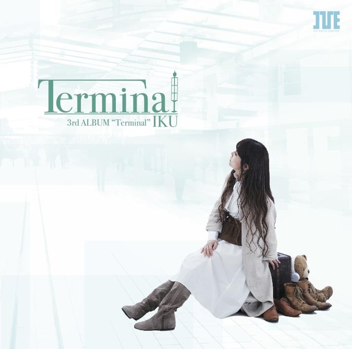 3rd Album 「TERMINAL」 Jacket10