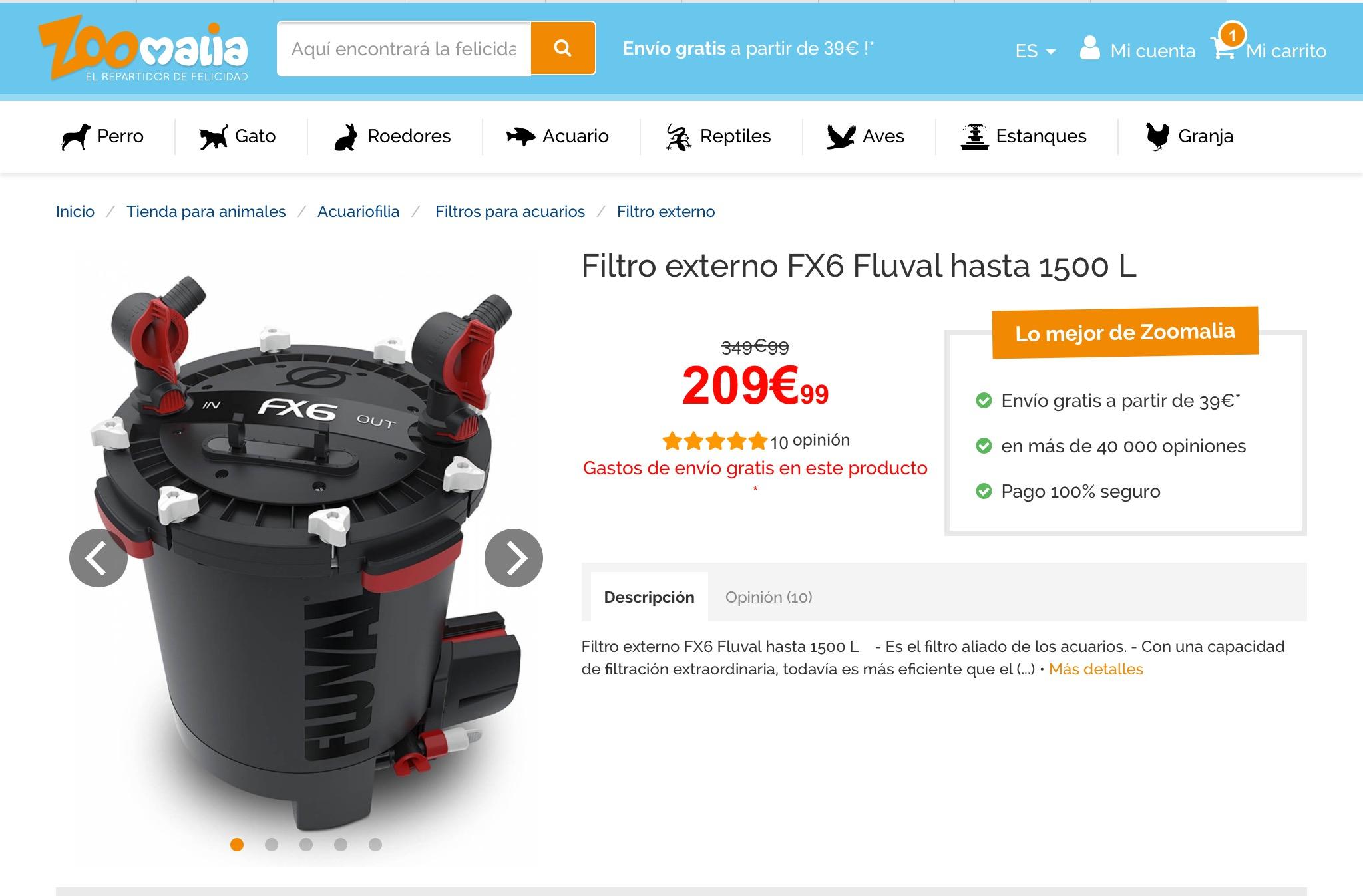 Fluval fx6 Image88