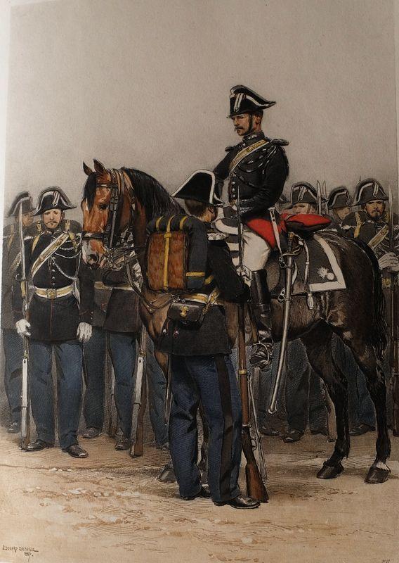 Sabre de cavalerie légère modèle 1822 : suppression du deuxième anneau Dscf0518