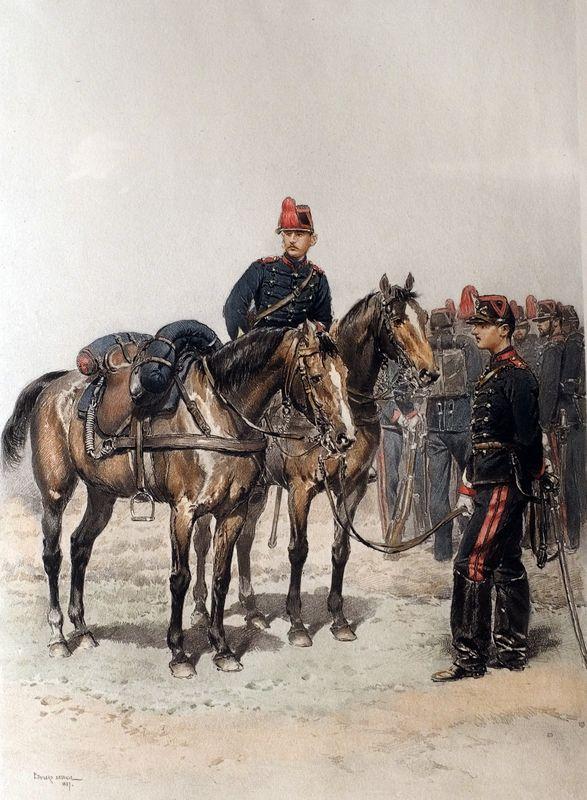 Sabre de cavalerie légère modèle 1822 : suppression du deuxième anneau Dscf0519