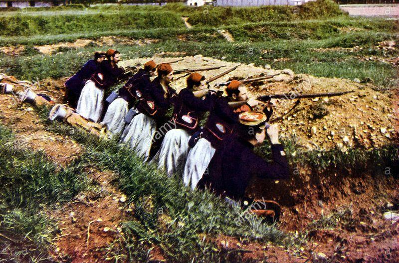 Zouave en tenue de campagne Juillet 1870? Zouave10