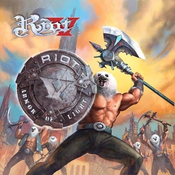 Riot V - Armor of Light 27332110