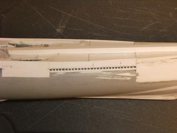 Sous-marin porte-avions japonais I-400 échelle 1/200° - Page 2 118_i-10