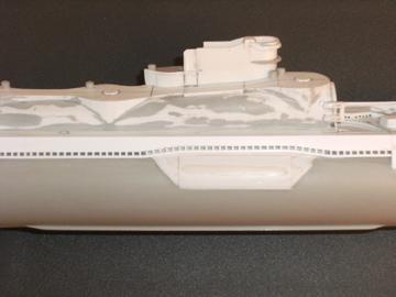 Sous-marin porte-avions japonais I-400 échelle 1/200° - Page 2 120_i-10