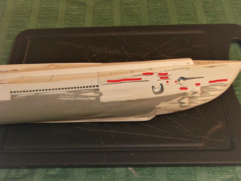Sous-marin porte-avions japonais I-400 échelle 1/200° - Page 2 125_i-10