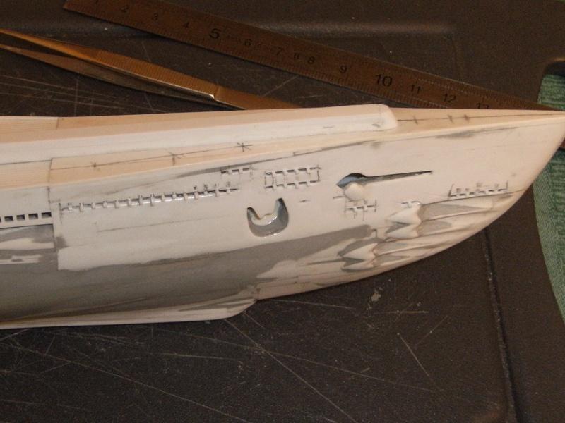 Sous-marin porte-avions japonais I-400 échelle 1/200° - Page 2 127_i-10