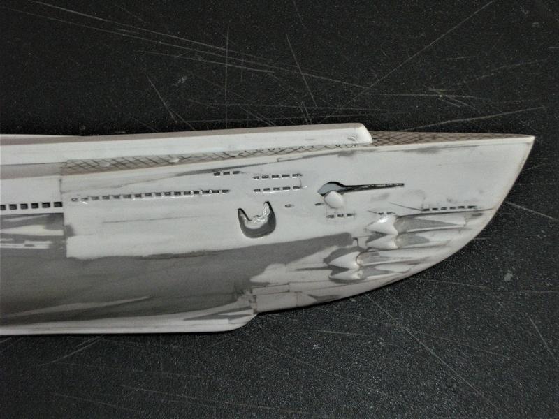 Sous-marin porte-avions japonais I-400 échelle 1/200° - Page 2 132_i-10