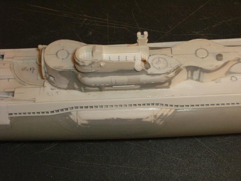 Sous-marin porte-avions japonais I-400 échelle 1/200° - Page 2 136_i-10