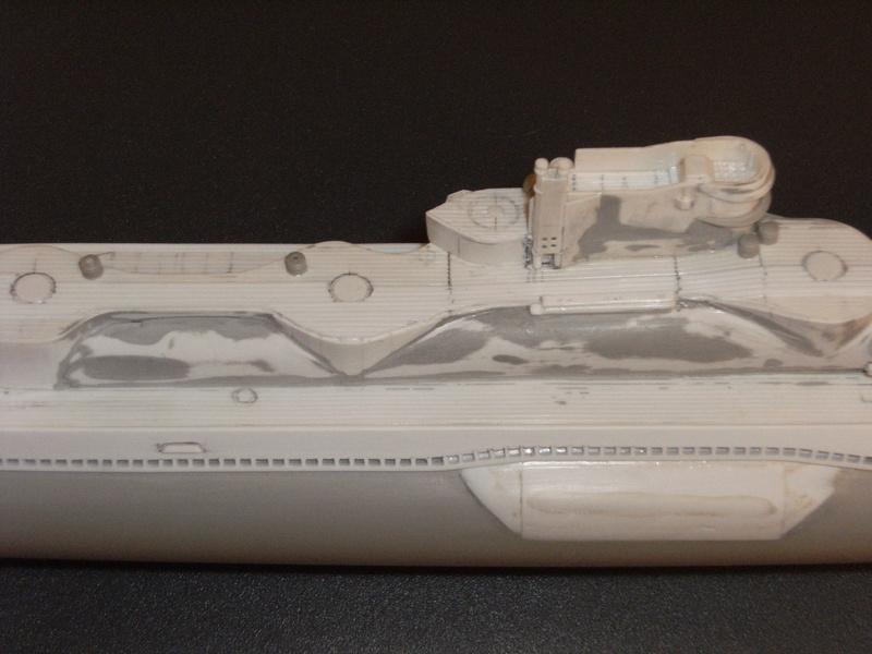 Sous-marin porte-avions japonais I-400 échelle 1/200° - Page 2 139_i-10