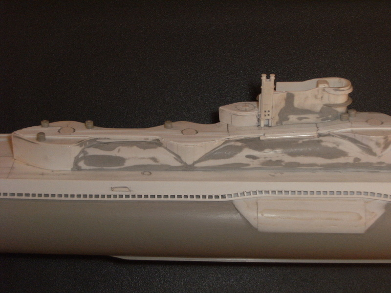 Sous-marin porte-avions japonais I-400 échelle 1/200° - Page 2 140_i-10
