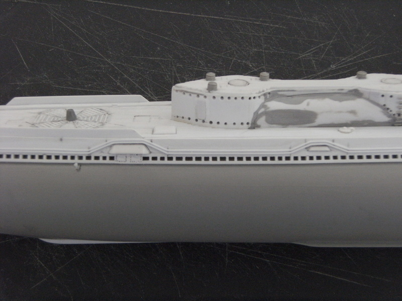 Sous-marin porte-avions japonais I-400 échelle 1/200° - Page 2 172_i-10