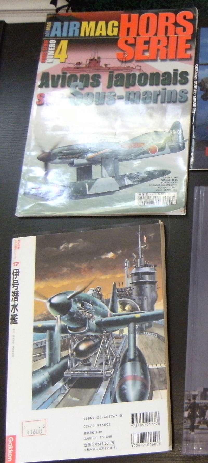 Sous-marin porte-avions japonais I-400 échelle 1/200° - Page 3 184_i-10