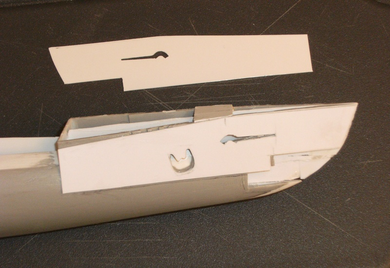 Sous-marin porte-avions japonais I-400 (scratch base Gato Trumpeter 1/200°) 27_i-410