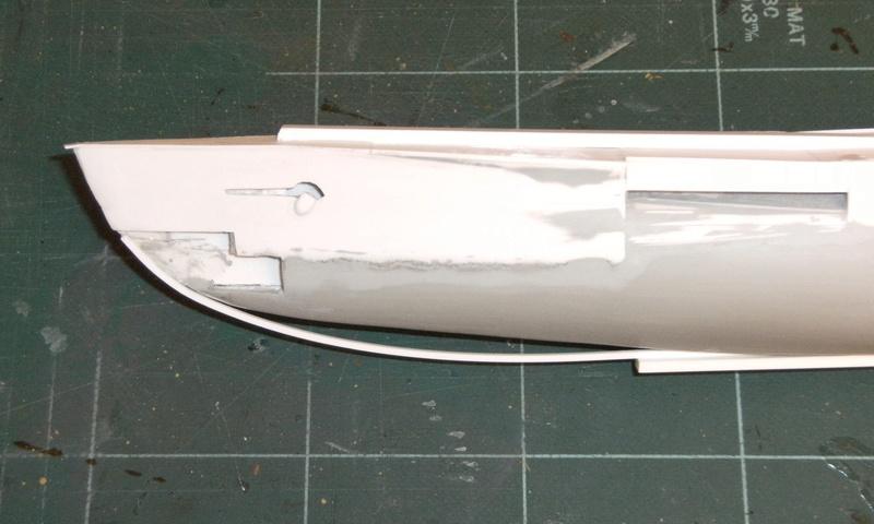 Sous-marin porte-avions japonais I-400 échelle 1/200° 29_i-411