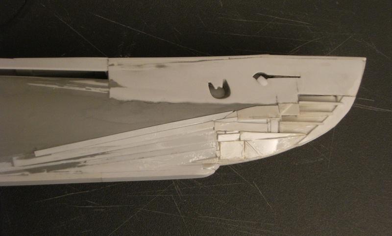 Sous-marin porte-avions japonais I-400 (scratch base Gato Trumpeter 1/200°) 32_i-410