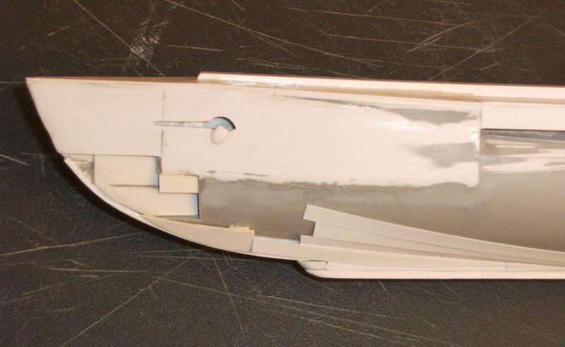 Sous-marin porte-avions japonais I-400 (scratch base Gato Trumpeter 1/200°) 34_i-410
