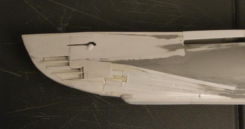 Sous-marin porte-avions japonais I-400 (scratch base Gato Trumpeter 1/200°) 35_i-410