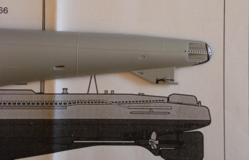 Sous-marin porte-avions japonais I-400 échelle 1/200° 4_i-4010