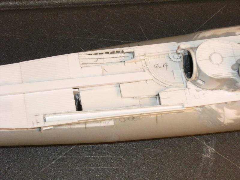 Sous-marin porte-avions japonais I-400 échelle 1/200° - Page 2 96_i-410