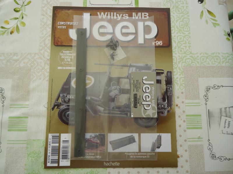 Jeep Willys - 1/8ème - Ed. Hachette - Construction par Glénans (Partie 2) - Page 2 Dsc00911