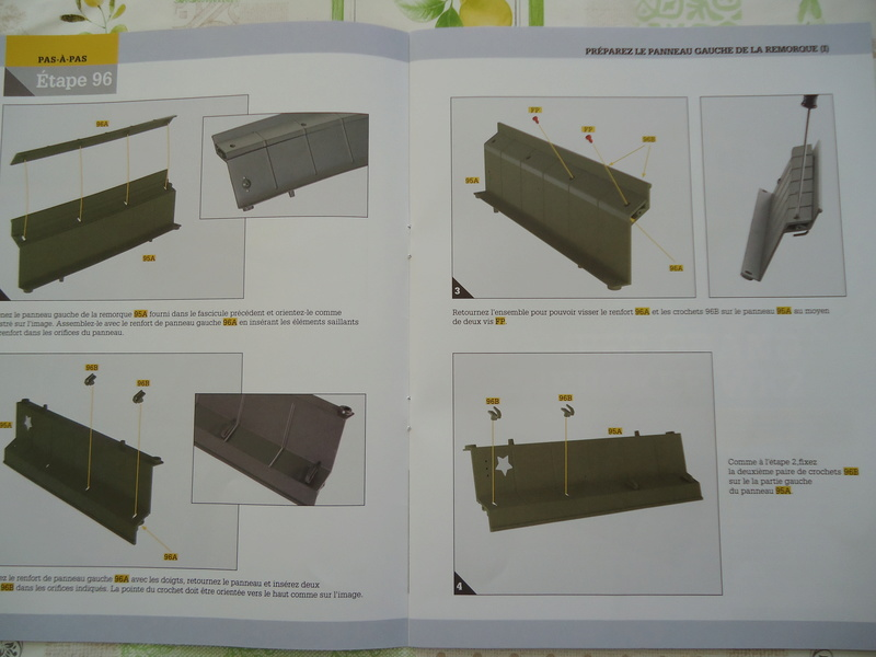 Jeep Willys - 1/8ème - Ed. Hachette - Construction par Glénans (Partie 2) - Page 2 Dsc00912