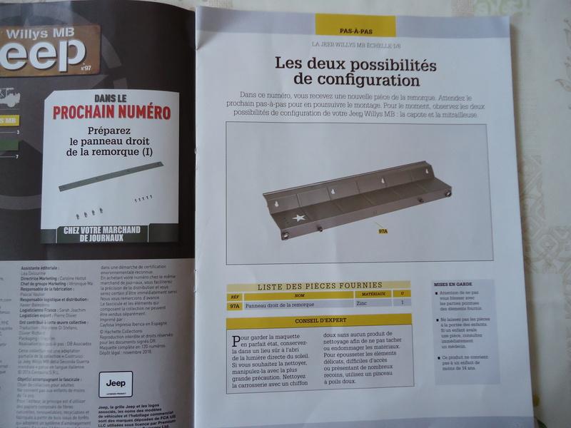 Jeep Willys - 1/8ème - Ed. Hachette - Construction par Glénans (Partie 2) - Page 2 Dsc00920