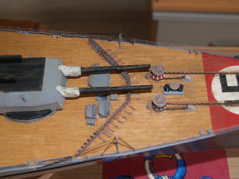 Bismarck 1/200 Trumpeter P1011015