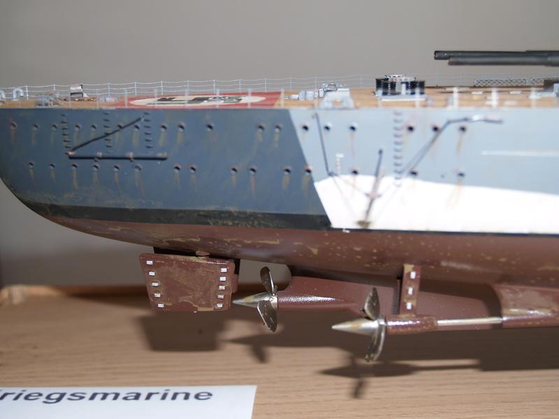 Bismarck 1/200 Trumpeter P1011016