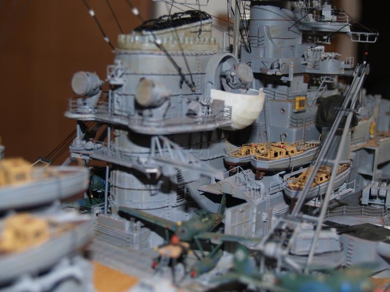 Bismarck 1/200 Trumpeter P1011019