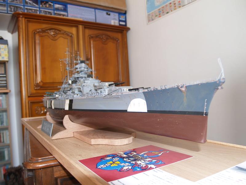 Bismarck 1/200 Trumpeter P1011023