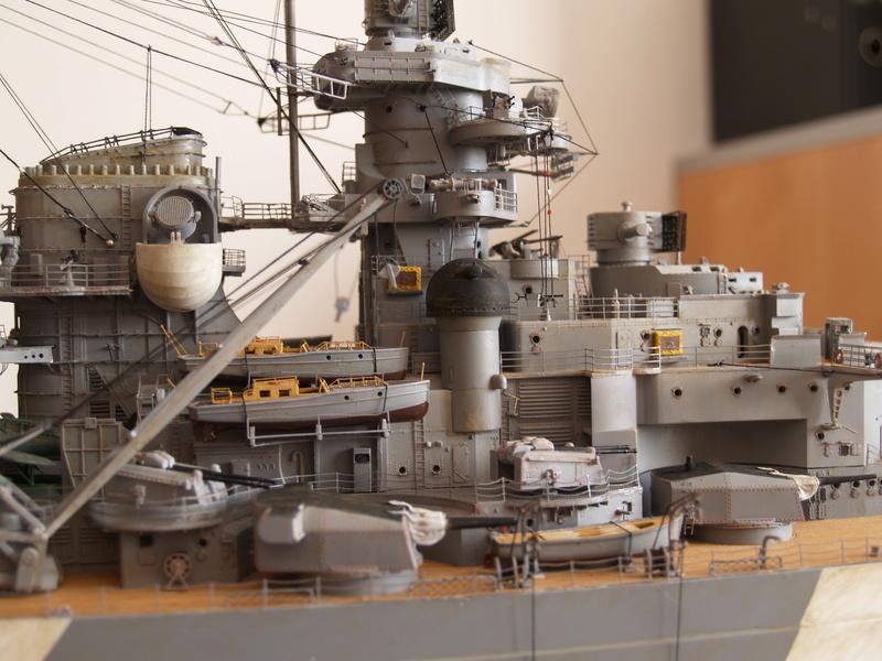 Bismarck 1/200 Trumpeter P1011028