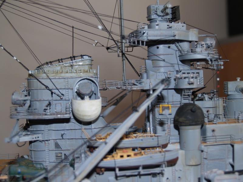 Bismarck 1/200 Trumpeter P1011035