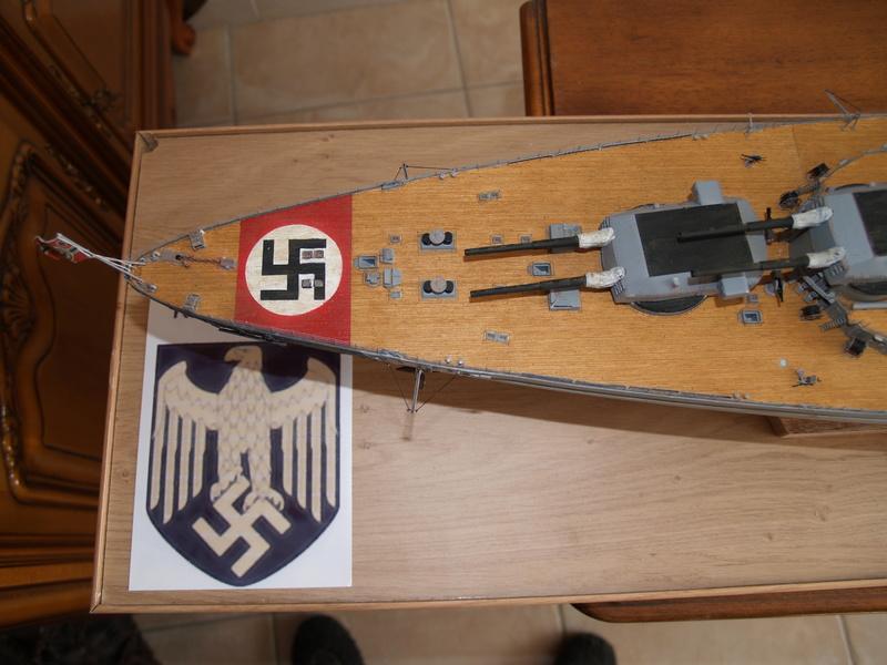 Bismarck 1/200 Trumpeter P1011036