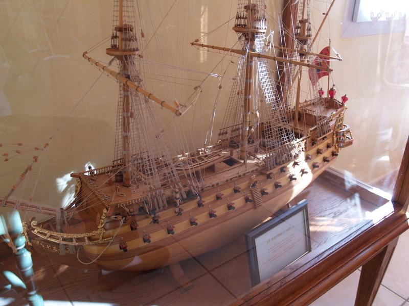 La Confederacy de 1772 au 1/64 par Model Shipways - Page 3 P1011064